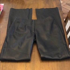 NWOT Wilson Leather Pants-Worn Once 🔥